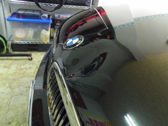 BMW760Li デントリペア修理前