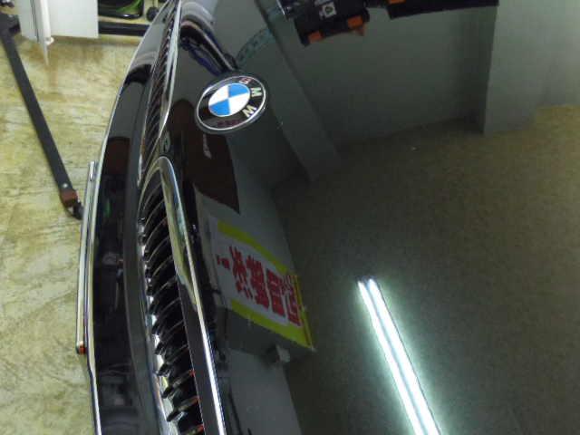 BMW760Li デントリペア修理後