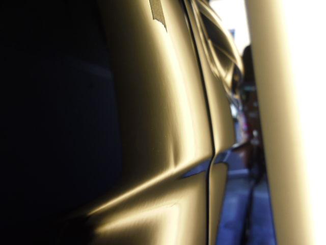 BMW750Li デントリペア修理前