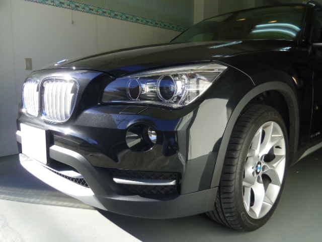 BMW X1 デントリペア