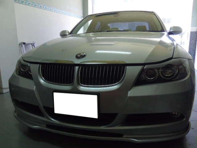 BMW3 デントリペア 修理