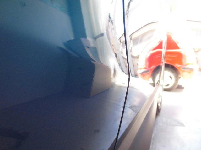 CX-5 ドアのヘコミ