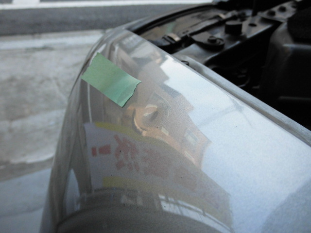 GT-R34 デントリペア修理