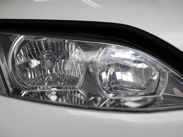 トヨタ ウィンダム ヘッドライトの黄ばみ修理後