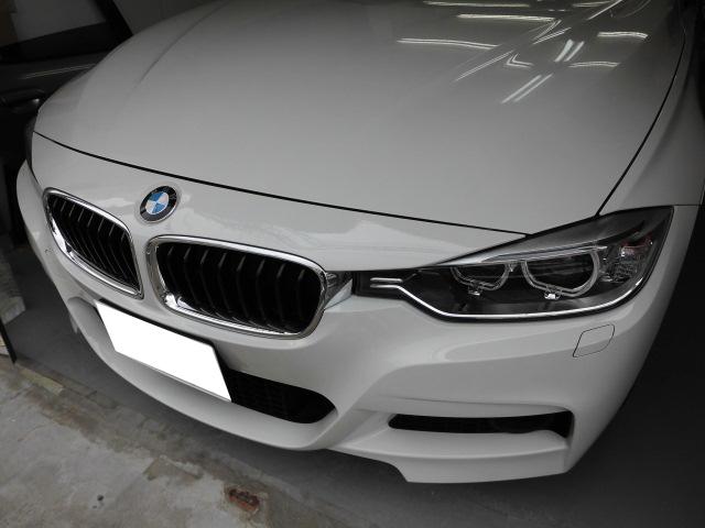 BMW320d デントリペア