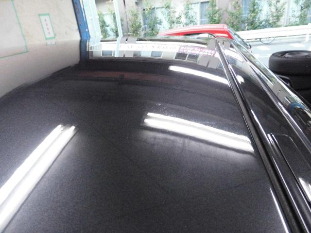 BMW523d ルーフ修理