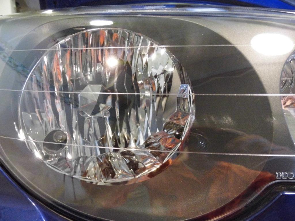 HR-V ヘッドライトリフォーム