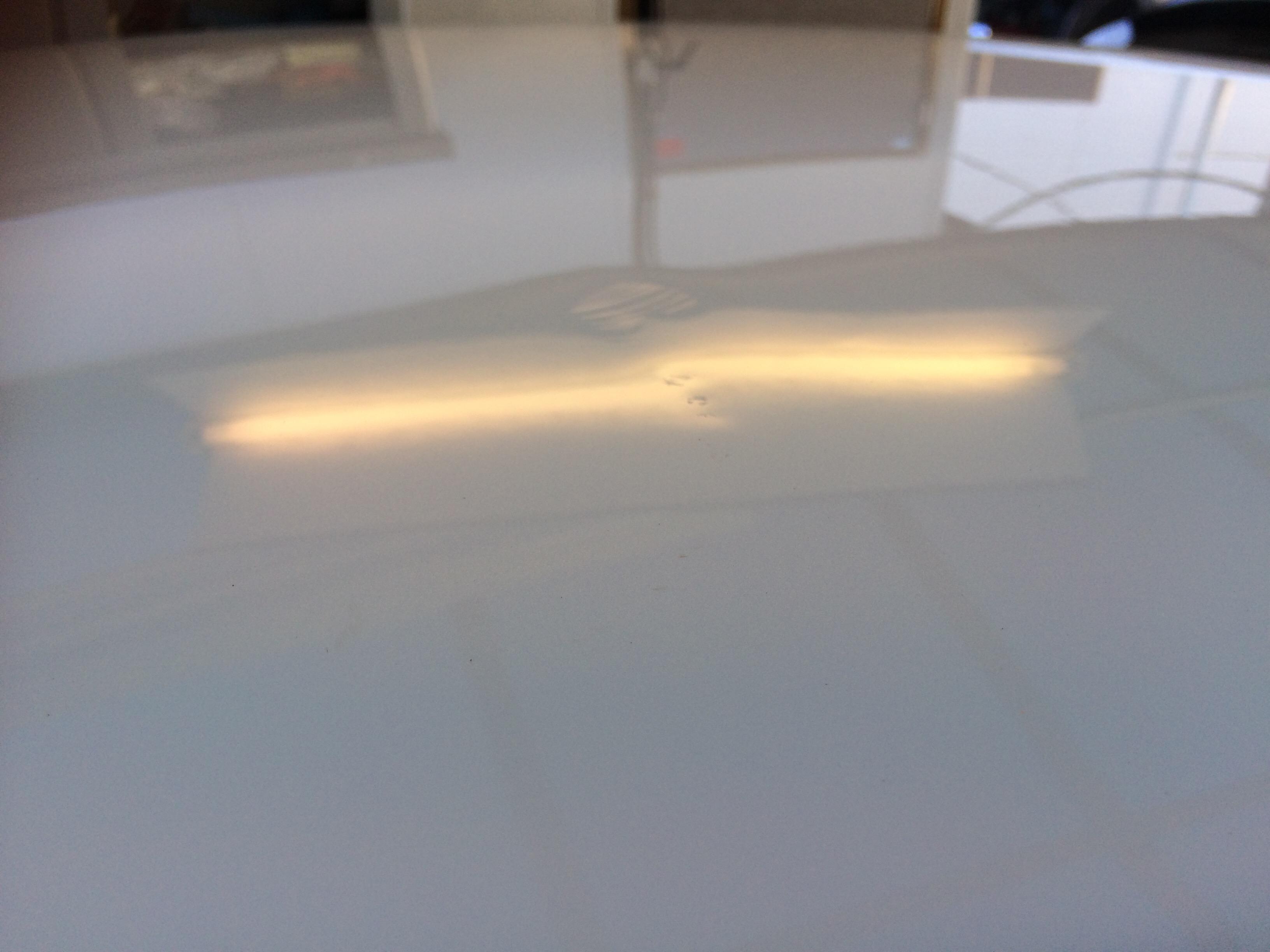ゼロクラウンのルーフの凹み修理