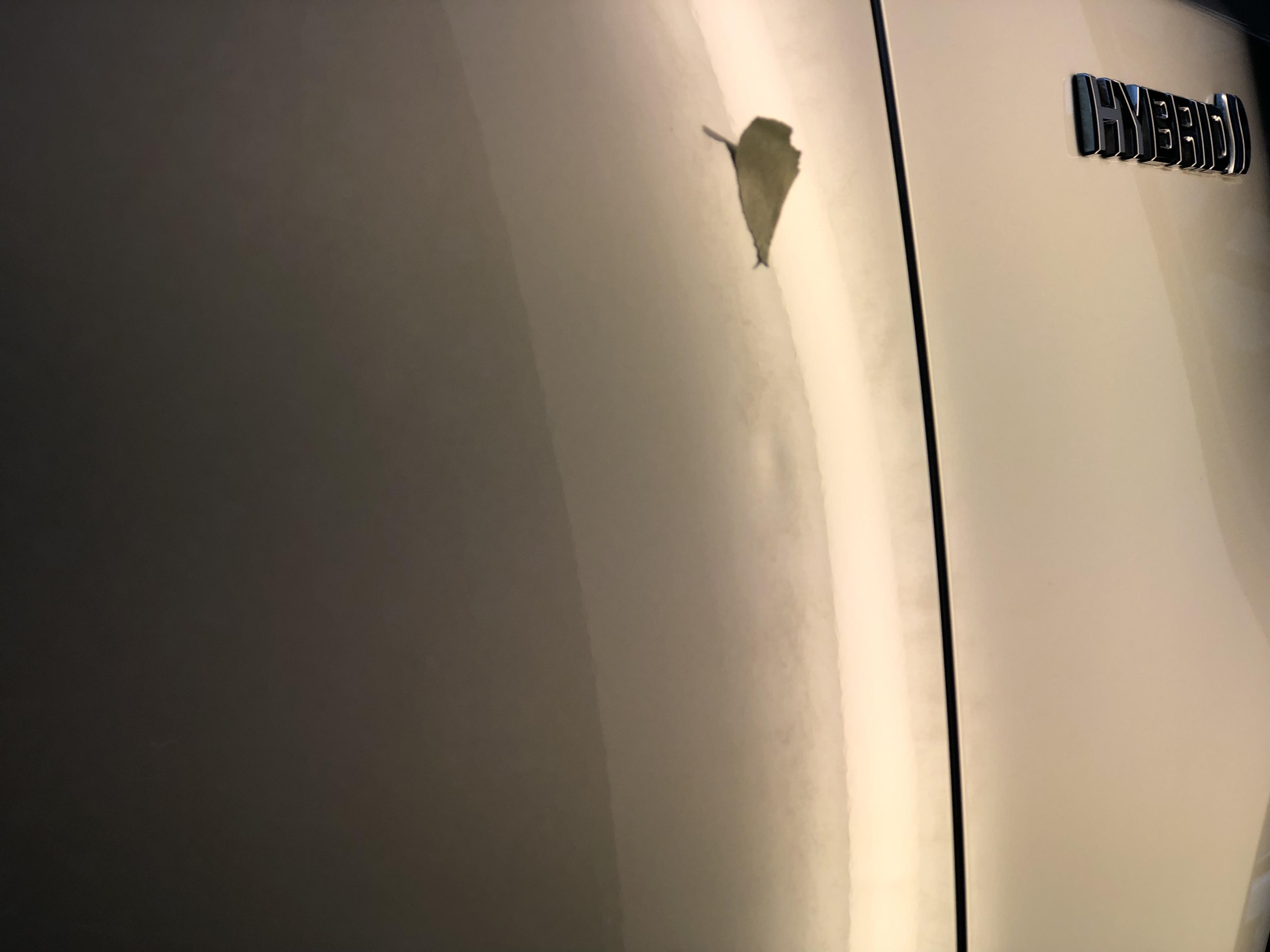 ドアの凹み修理