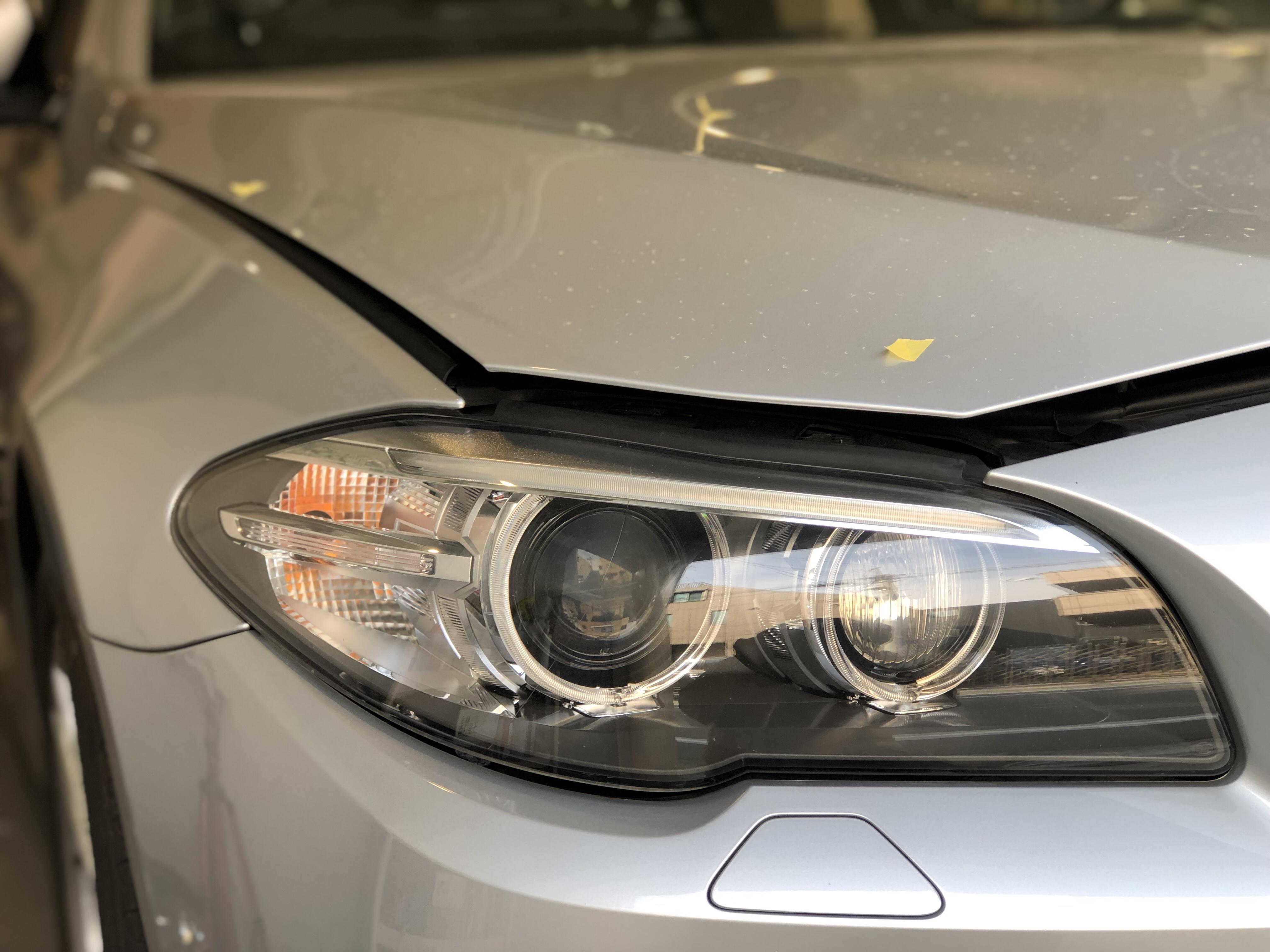 BMW523i 雹害修理