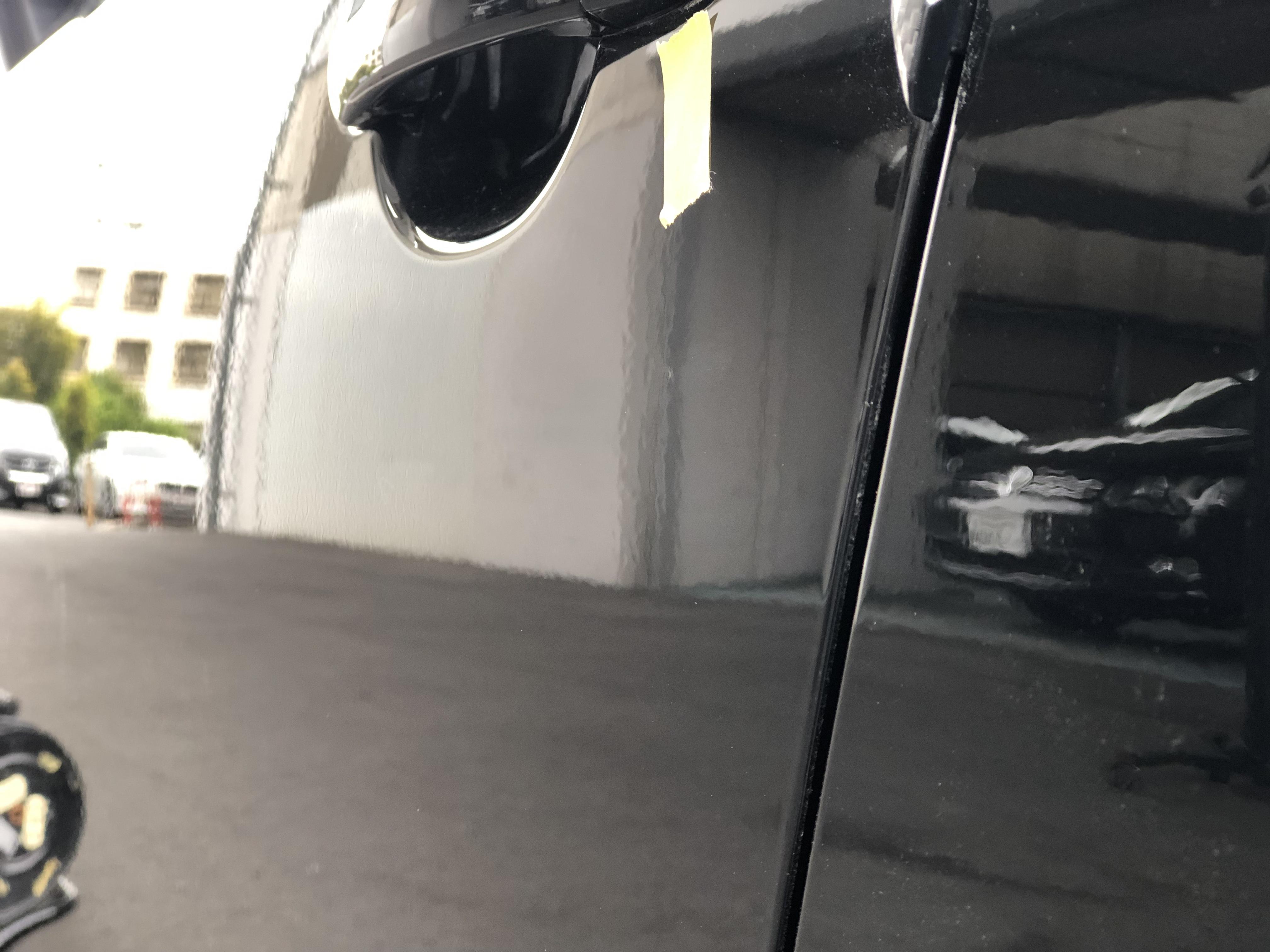 アウディTT デントリペア