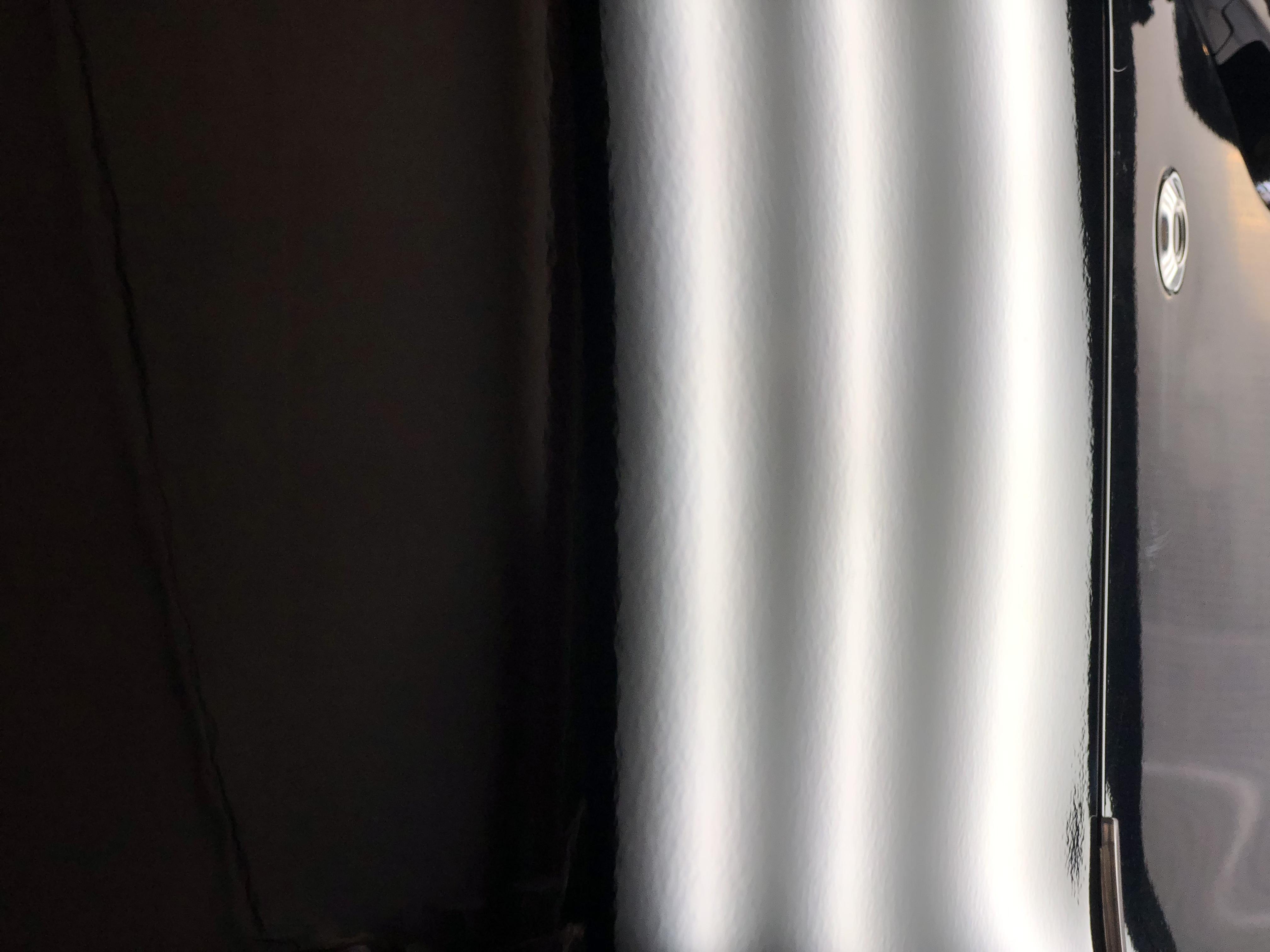ワゴンR ドアのデントリペア