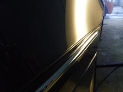 ベンツC200 デントリペア修理後