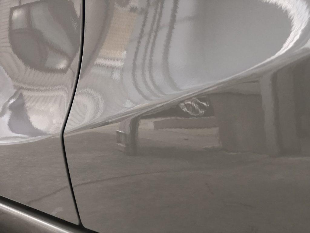 アクア リヤドアのヘコミ修理