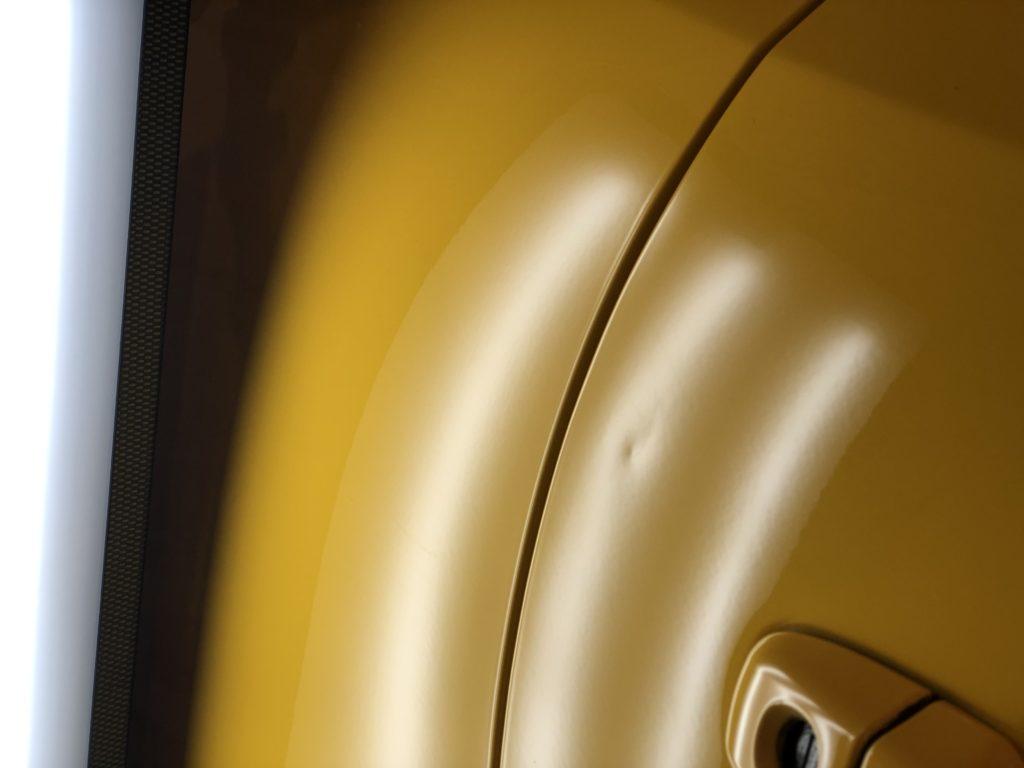 スバルBRZ ドアの凹み修理