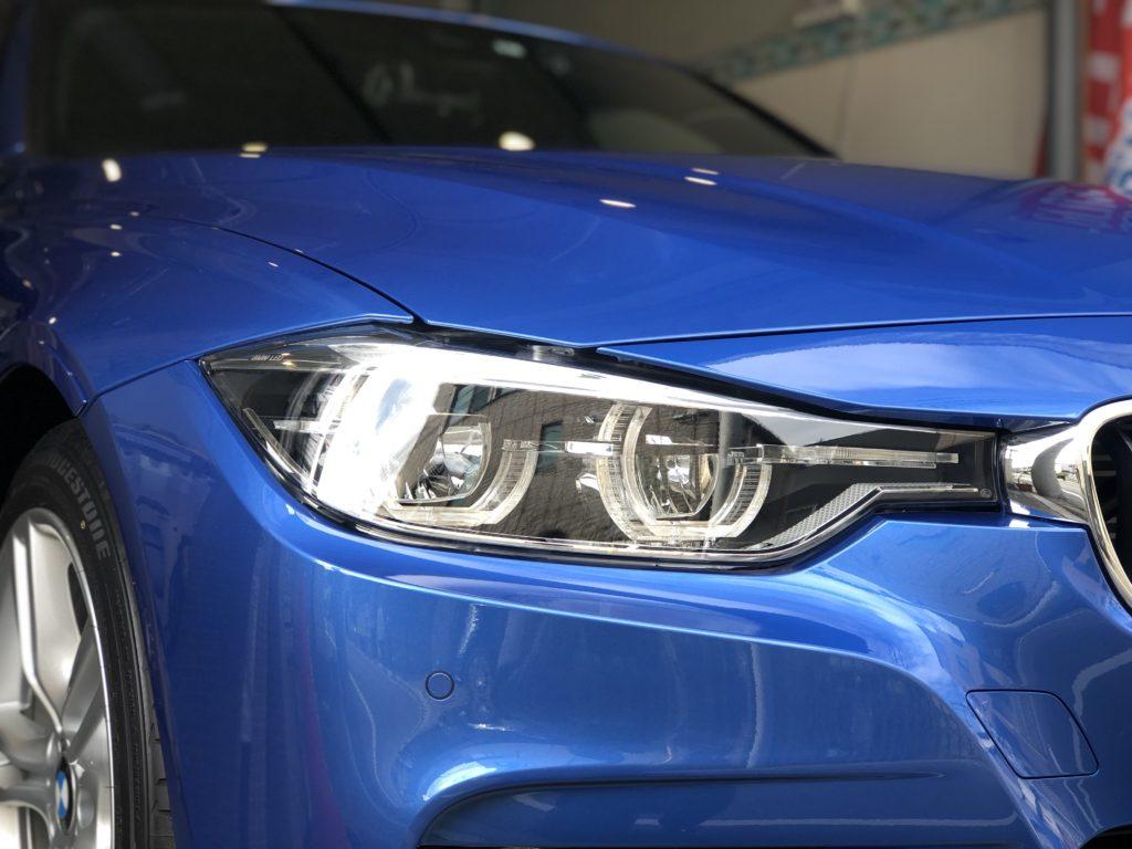 BMW 330e デントリペア
