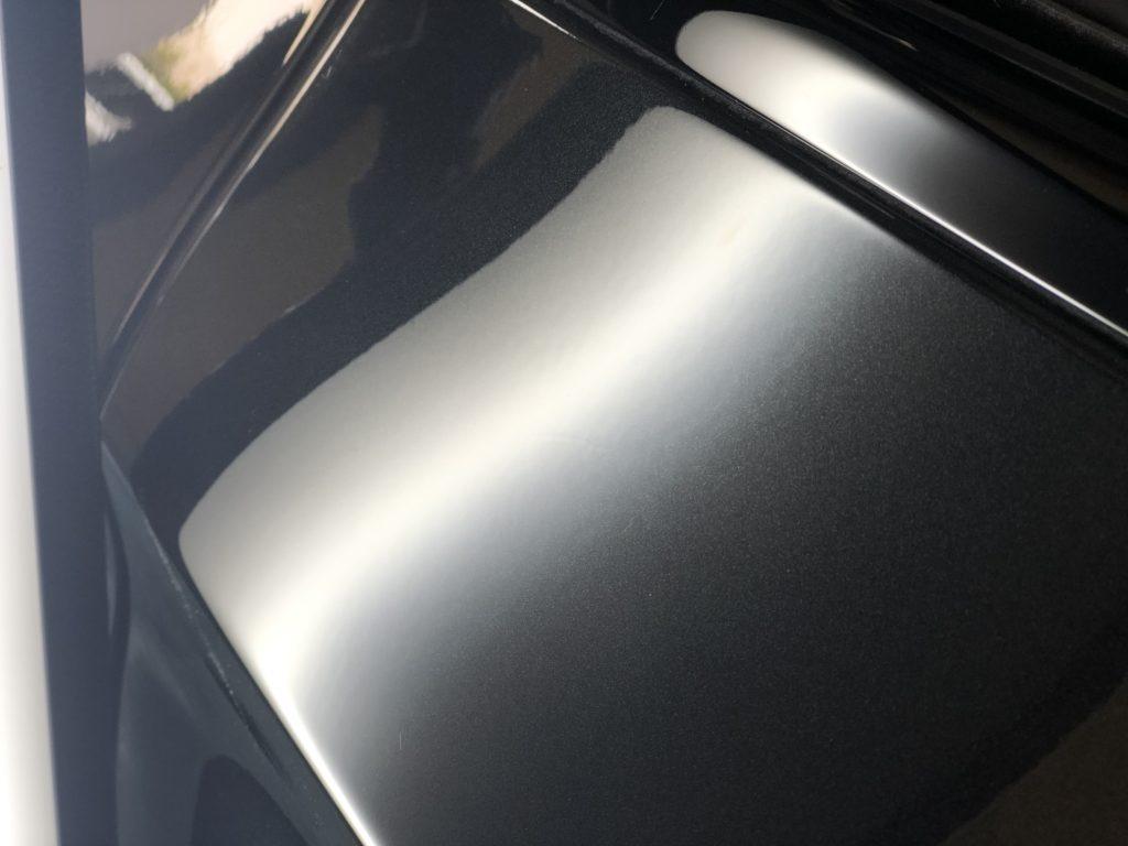 BMW X5 ドアのデントリペア施工後