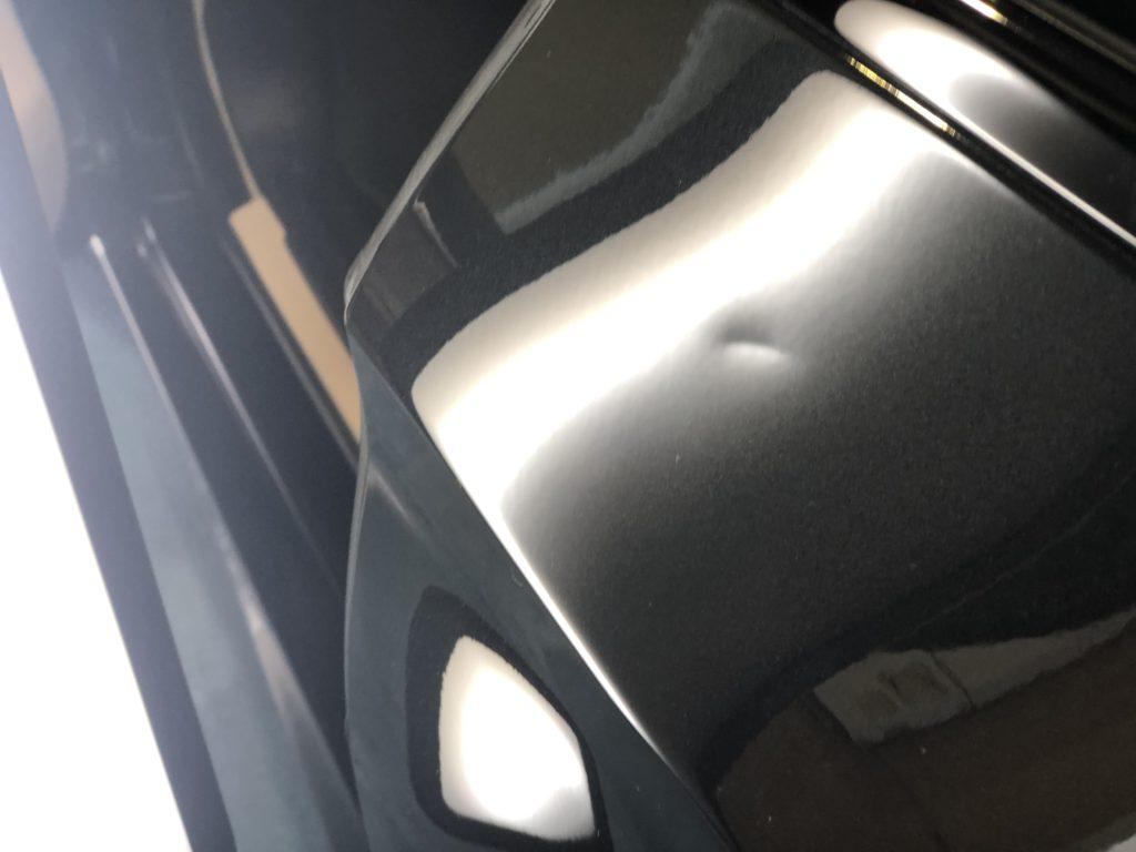 BMW X5 ドアのデントリペア