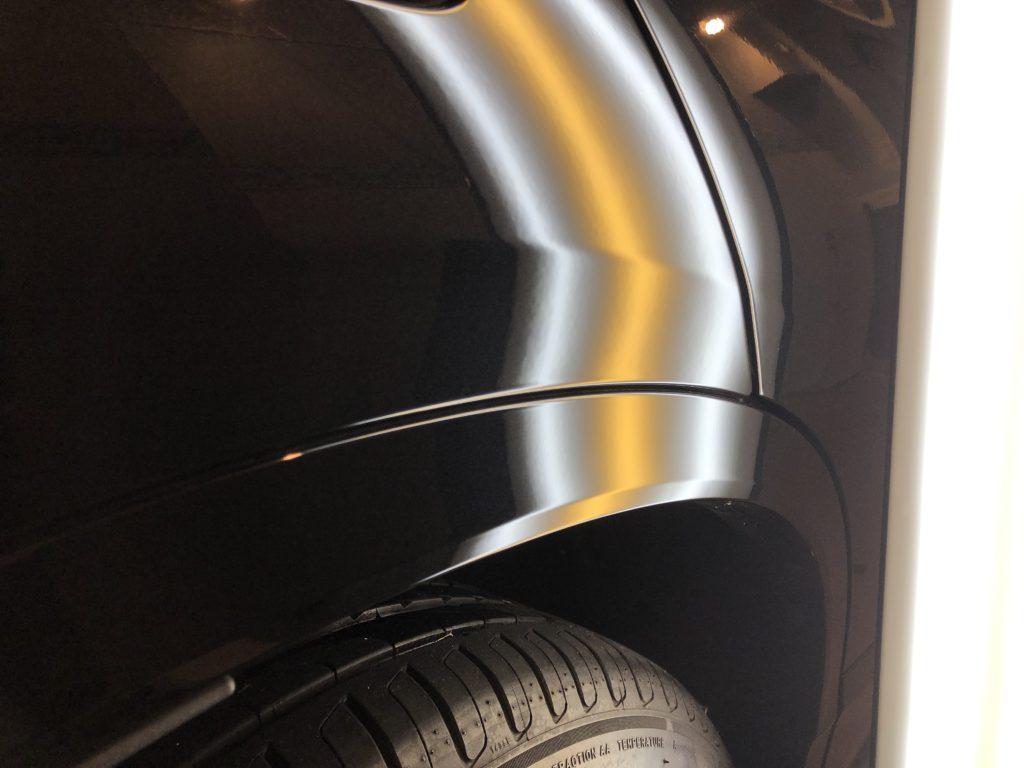 BMW X2  クォーターパネルのデントリペア
