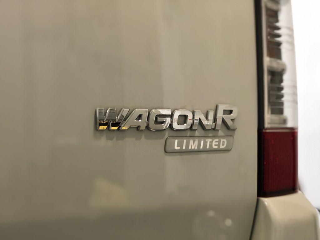 スズキ ワゴンR    デントリペア
