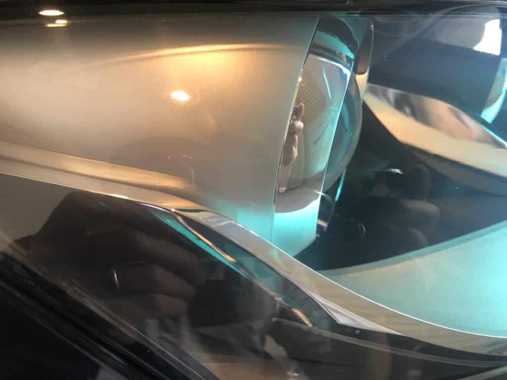 輸入車のヘッドライトリペアはお任せください。