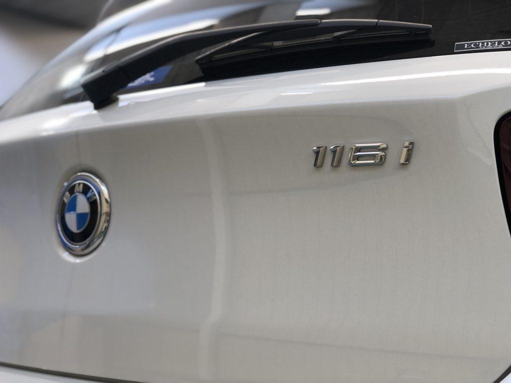 BMW116i デントリペア