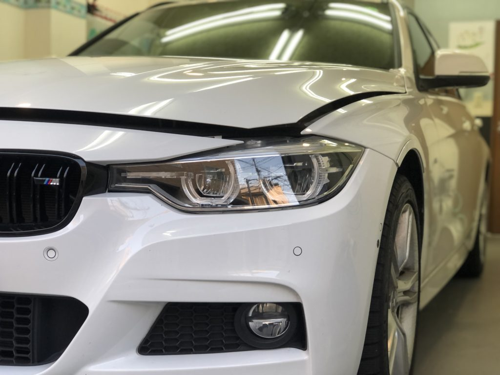 BMW F31 ツーリングMスポーツ デントリペア