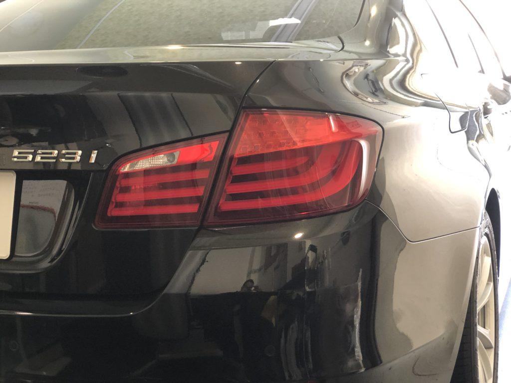 BMW523i デントリペア