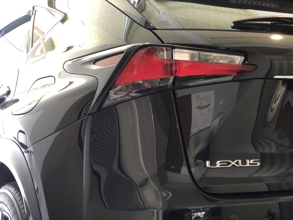 レクサスNX300h デントリペア