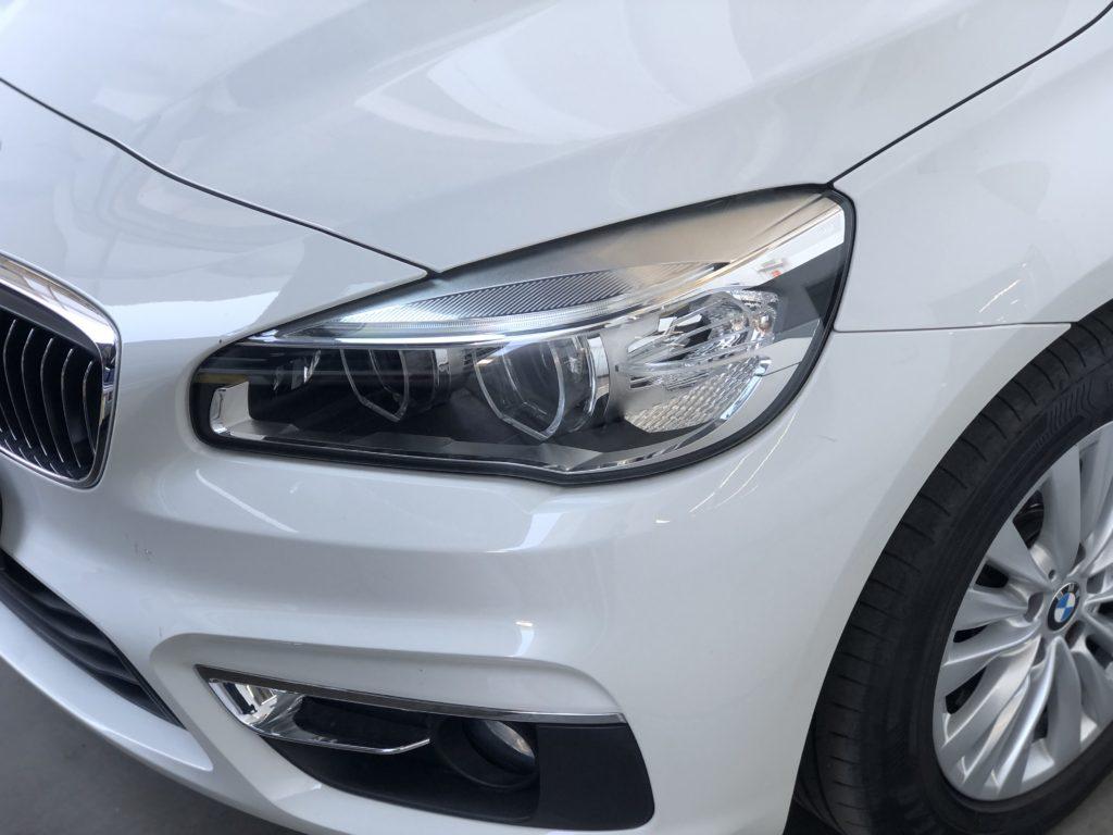 BMW2シリーズ デントリペア