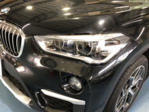 BMWX1 デントリペア