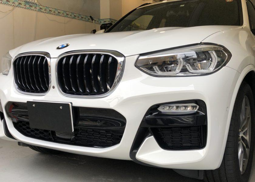 BMWX3 デントリペア