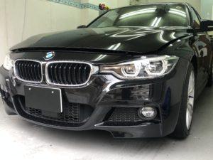 BMW3シリーズ デントリペア